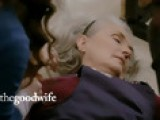 The Good Wife - Jackie Collapses! - Season 1 - Episode 12