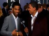 52nd Grammy Awards - Kid Cudi Interview - Season 52