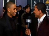52nd Grammy Awards - Trey Songz Interview - Season 52