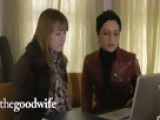 The Good Wife - Someone's Been Busy - Season 1 - Episode 18