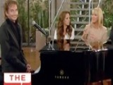 The Talk - Barry Manilow On '15 Minutes' - Season 1 - Episode 149