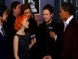 52nd Grammy Awards - Paramore Interview - Season 52
