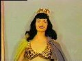 Bettie Page - Harem Betty Belly Dance