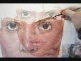 Halle Berry Portrait By Jason Swain