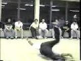 Huge Breakdancing Battle