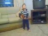 Little Atif Aslam Singing Tu Jane Na