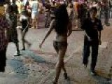 Pattaya Soi 8 Ladyboy Sex Katoi Girls Walking Street Lady Bar Second Road Thailand Tailandia